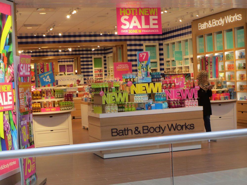 BBW store