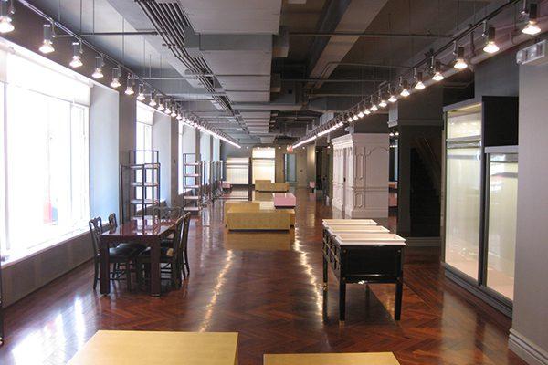 designer showroom